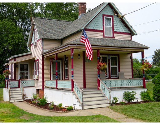 Single Family Home for Sale at 341 Main Street Easthampton, Massachusetts 01027 United States