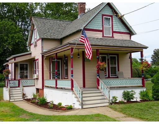 Частный односемейный дом для того Продажа на 341 Main Street Easthampton, Массачусетс 01027 Соединенные Штаты