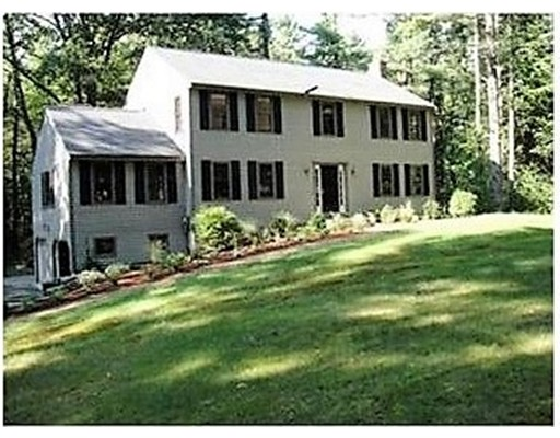 Single Family Home for Rent at 37 Minebrook Road Sudbury, Massachusetts 01776 United States