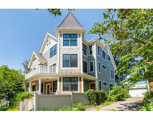 Condominium for Sale at 38 Chandler Street #B Somerville, Massachusetts 02144 United States