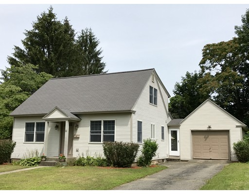 Single Family Home for Sale at 11 Cooke Street Greenfield, Massachusetts 01301 United States