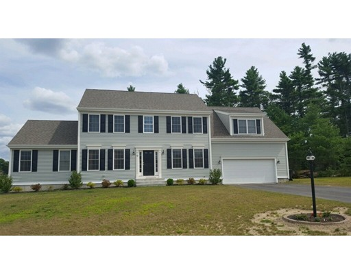 Single Family Home for Sale at 26 Magnolia Way Bridgewater, Massachusetts 02324 United States