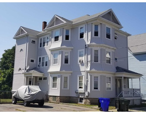 Multi-Family Home for Sale at 31 Albion Street Fall River, Massachusetts 02723 United States