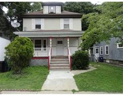 Single Family Home for Sale at 18 Monponset Street Boston, Massachusetts 02136 United States