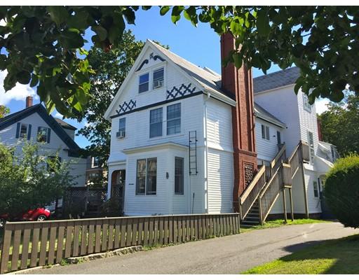 Casa Multifamiliar por un Venta en 17 ATLANTIC STREET Lynn, Massachusetts 01902 Estados Unidos