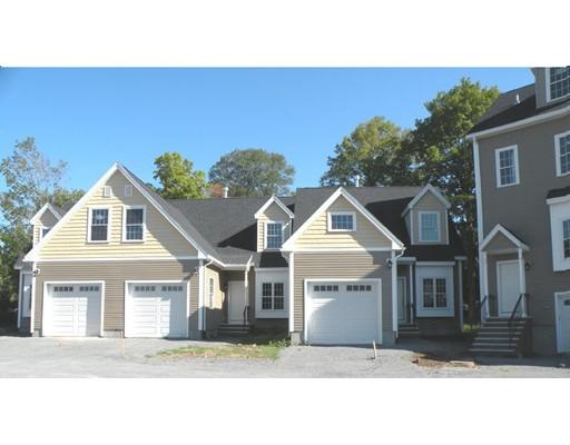 Appartement en copropriété pour l Vente à 22 Ames Avenue Canton, Massachusetts 02021 États-Unis