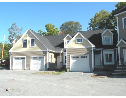 Appartement en copropriété pour l Vente à 24 Ames Avenue Canton, Massachusetts 02021 États-Unis