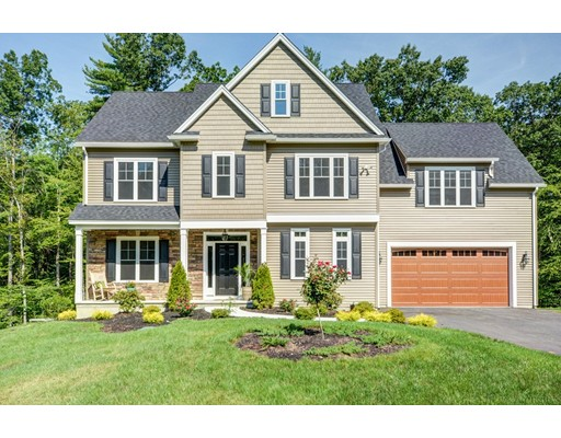 Single Family Home for Sale at 394 Hilltop Road 394 Hilltop Road Lancaster, Massachusetts 01523 United States