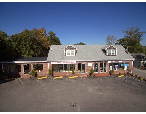 Commercial for Sale at 896 Washington Street Weymouth, Massachusetts 02189 United States