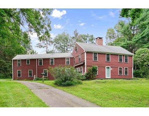 Single Family Home for Sale at 185 Eliot Street 185 Eliot Street Natick, Massachusetts 01760 United States