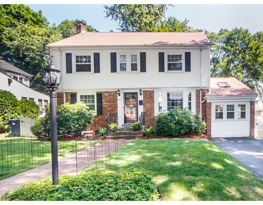 Single Family Home for Sale at 40 Atwill Road Boston, Massachusetts 02132 United States