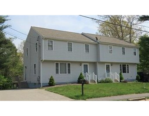 Single Family Home for Rent at 6 Luscomb Road Taunton, 02780 United States