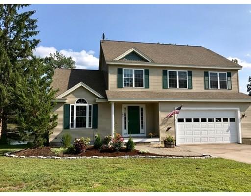 Enfamiljshus för Försäljning vid 143 Oakridge Drive Ayer, Massachusetts 01432 Usa
