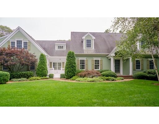 Maison unifamiliale pour l Vente à 59 Barque Circle Dennis, Massachusetts 02660 États-Unis