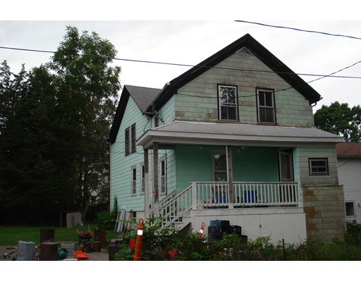Single Family Home for Sale at 35 Nightingale Street Fall River, Massachusetts 02721 United States