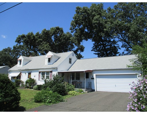 Single Family Home for Sale at 60 Raylo Street Chicopee, Massachusetts 01013 United States