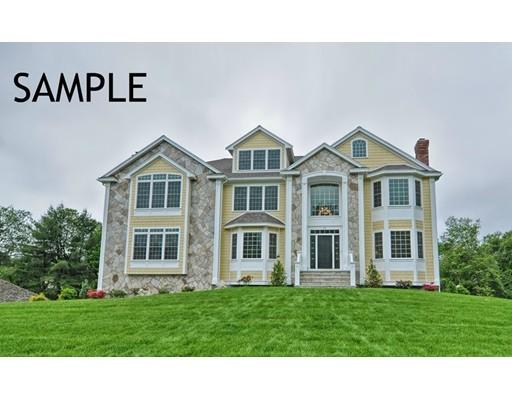 Частный односемейный дом для того Продажа на 4 Regency Place North Andover, Массачусетс 01845 Соединенные Штаты
