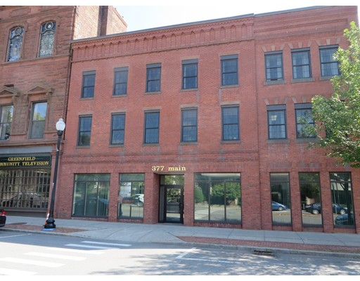 Commercial for Rent at 377 Main Street 377 Main Street Greenfield, Massachusetts 01301 United States