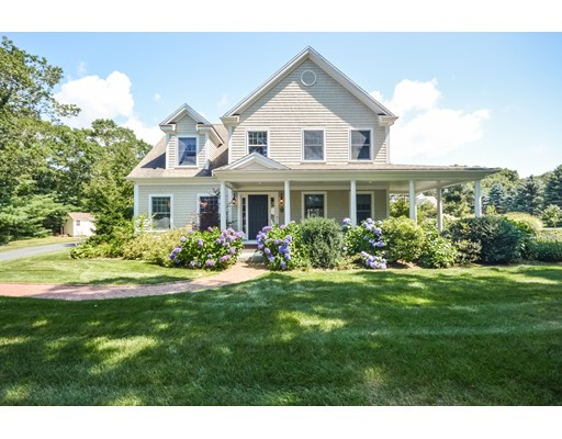 Single Family Home for Sale at 6 Willow Nest Lane Falmouth, Massachusetts 02556 United States