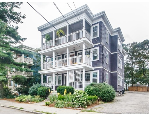 Condominium for Sale at 75 Rossmore Road Boston, Massachusetts 02130 United States