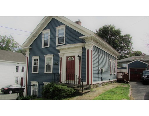 Single Family Home for Sale at 12 Lewis Street Woonsocket, Rhode Island 02895 United States