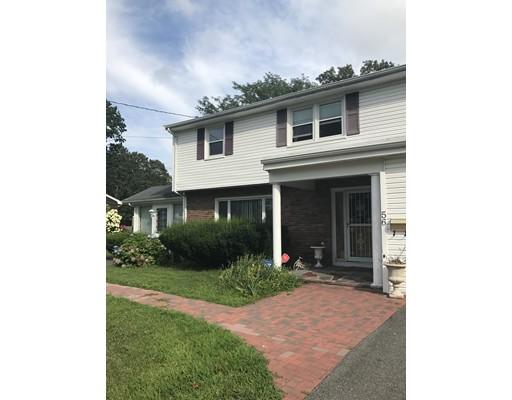 独户住宅 为 销售 在 56 Rainbow Circle 布罗克顿, 马萨诸塞州 02301 美国