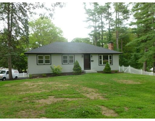 独户住宅 为 销售 在 136 Prescott Street West Boylston, 马萨诸塞州 01583 美国