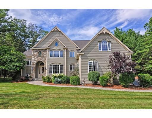 独户住宅 为 销售 在 9 River Bend Road 厄普顿, 马萨诸塞州 01568 美国