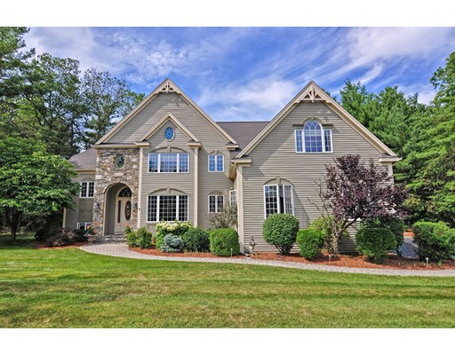 Single Family Home for Sale at 9 River Bend Road 9 River Bend Road Upton, Massachusetts 01568 United States