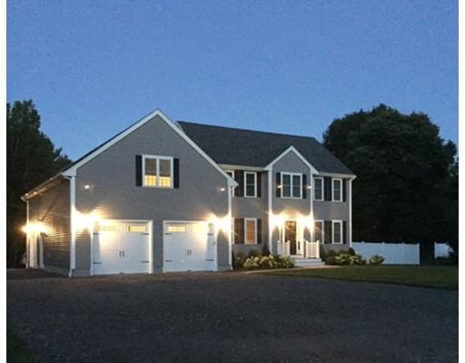Single Family Home for Sale at 223 Elm Street Hanson, Massachusetts 02341 United States