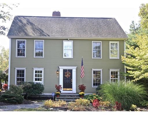 独户住宅 为 销售 在 15 Nancy Court 15 Nancy Court Blackstone, 马萨诸塞州 01504 美国