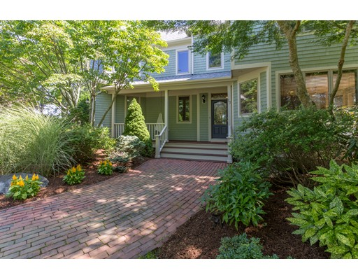 Single Family Home for Sale at 27 Duck Blind Road Falmouth, Massachusetts 02536 United States