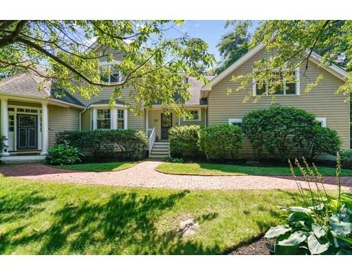 Maison unifamiliale pour l Vente à 7 BARNEGAT LANE 7 BARNEGAT LANE Marblehead, Massachusetts 01945 États-Unis