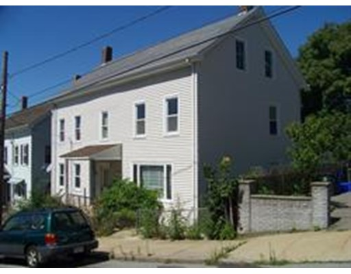 Multi-Family Home for Sale at 96 STEWART STREET Fall River, Massachusetts 02721 United States