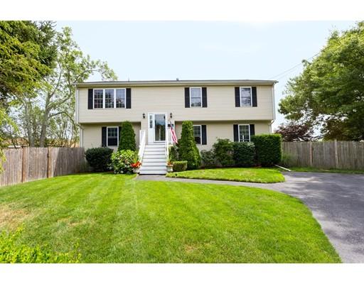 Casa Unifamiliar por un Venta en 22 Bliven Avenue 22 Bliven Avenue Bristol, Rhode Island 02809 Estados Unidos