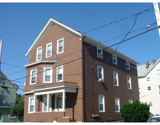 Multi-Family Home for Sale at 101 Foster Fall River, Massachusetts 02720 United States