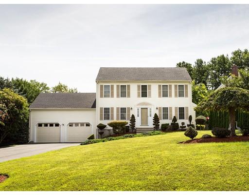 واحد منزل الأسرة للـ Sale في 11 Jamie Drive Bellingham, Massachusetts 02019 United States