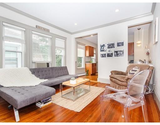 共管式独立产权公寓 为 销售 在 90 Inman Street 坎布里奇, 马萨诸塞州 02139 美国