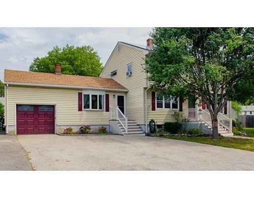 Maison unifamiliale pour l Vente à 37 Taft Avenue Beverly, Massachusetts 01915 États-Unis