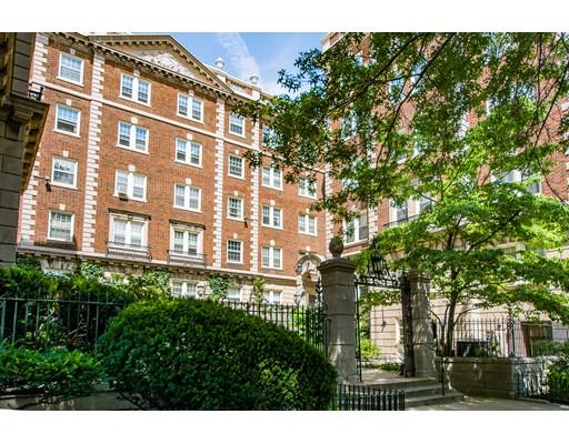 共管式独立产权公寓 为 销售 在 3 Arlington Street 坎布里奇, 马萨诸塞州 02140 美国