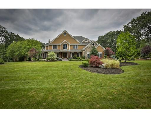 Maison unifamiliale pour l Vente à 15 Bennington Road Windham, New Hampshire 03087 États-Unis