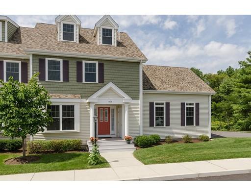 Appartement en copropriété pour l Vente à 1601 Bay Street Taunton, Massachusetts 02780 États-Unis