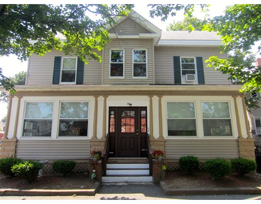 Multi-Family Home for Sale at 14 Page Street Danvers, Massachusetts 01923 United States
