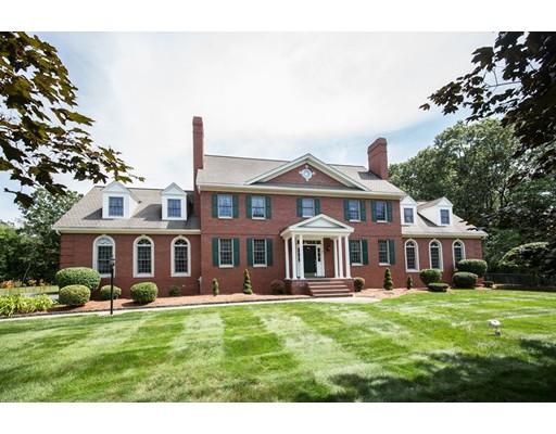 واحد منزل الأسرة للـ Sale في 31 Danielle Drive 31 Danielle Drive Tewksbury, Massachusetts 01876 United States