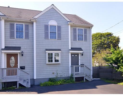 共管式独立产权公寓 为 销售 在 13 Shawmut Ave #13 13 Shawmut Ave #13 Mansfield, 马萨诸塞州 02048 美国