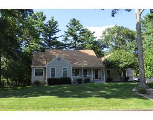 Single Family Home for Sale at 40 High Ridge Drive 40 High Ridge Drive Raynham, Massachusetts 02767 United States