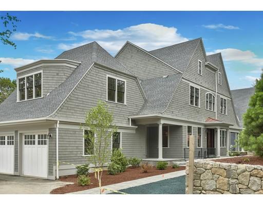 Частный односемейный дом для того Продажа на 1041 Boylston Street Brookline, Массачусетс 02467 Соединенные Штаты