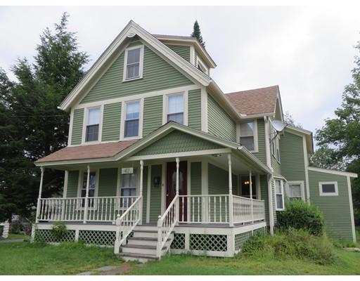 Частный односемейный дом для того Продажа на 47 Dewey Conrad Avenue 47 Dewey Conrad Avenue Orange, Массачусетс 01364 Соединенные Штаты