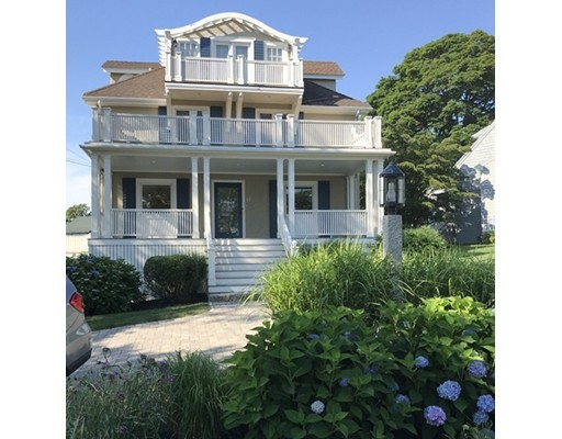 Single Family Home for Rent at 8 Merrill Street Hingham, 02043 United States