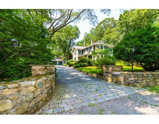 Частный односемейный дом для того Продажа на 70 Haven Street Dedham, Массачусетс 02026 Соединенные Штаты
